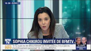 Sophia Chikirou: