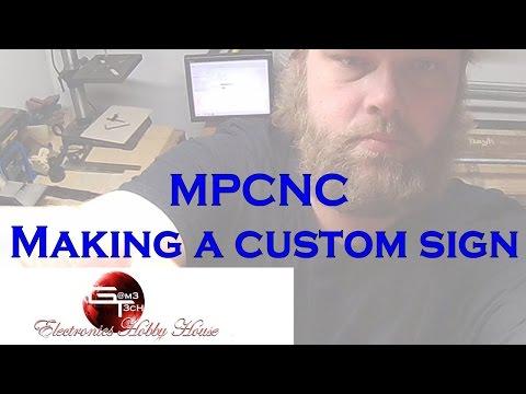 Repeat Aluminum Logo - MPCNC - Mostly Printed CNC by Ryan - V1
