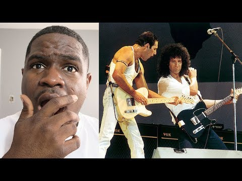 FIRST TIME WATCHING - Queen - Live at LIVE AID 1985/07/13 - LIVE REACTION