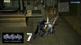 Batman - Dark Tomorrow (GCN) walkthrough part 7