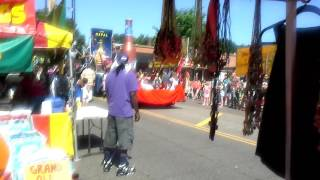 Grand Old days parade
