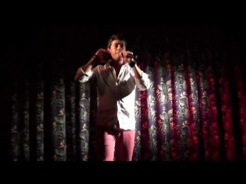Kevin Borg - Break Your Heart (Live, Målilla 2010)