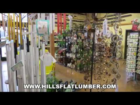 Hills Flat Lumber - Your Local Plant Nursery and Garden Center Home Center
