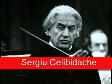 Sergiu Celibidache: Wagner - Tannhäuser, 'Overture'