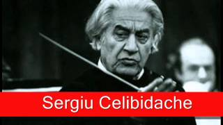 Sergiu Celibidache: Wagner - Tannhäuser,