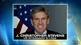 U.S. Ambassador Christopher Stephens Killed in Libya During Attack on U.S. Consulate in Benghazi