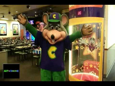 Chuck E. Live - Head, Shoulders, Knees, and Toes 2009