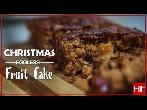 Christmas Fruit Cake || Vegetarian || Recipe