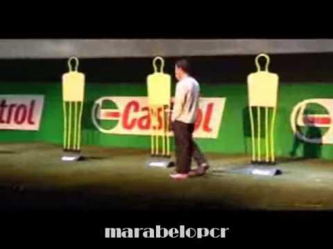 CRISTIANO RONALDO FULL  CASTROL EVENT  IN MADRID