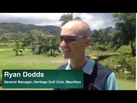 Golf in Mauritius: Interview mit Ryan Dodds vom Heritage Golf Club