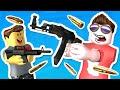 GUN TYCOON - WORLD WAR 3 | ROBLOX w/Imaflynmidget