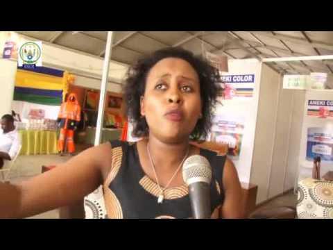 1st ever Made In Rwanda Expo  documentary  2016