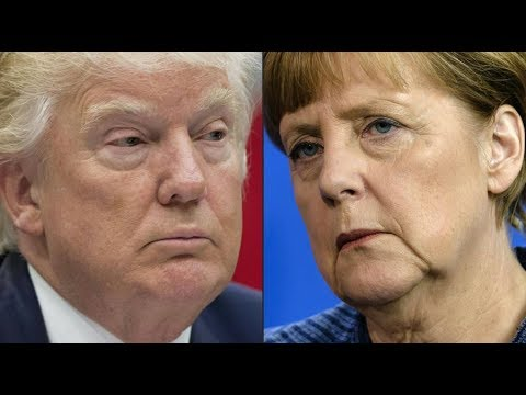 Angela Merkel: Európe Can't Rely On The US Anymore