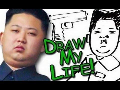 Draw My Life - Kim Jong-un [CZ titulky] [HD]