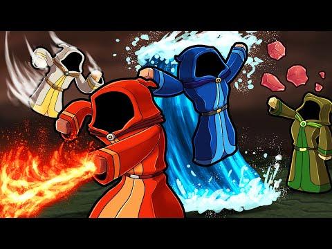 Battle MAGE Arena! (Minecraft Dragons)