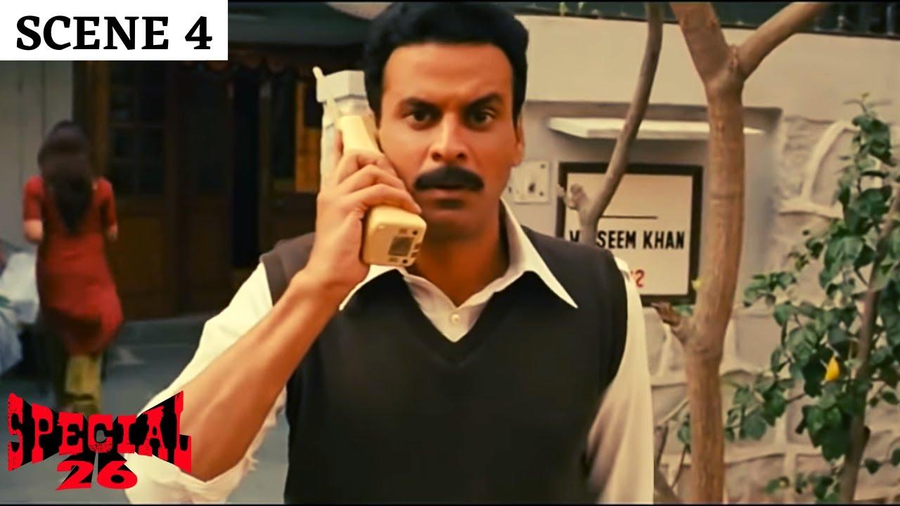 Download Special 26 | स्पेशल 26 | Scene 4 | Manoj Bajpayee | Akshay Kumar | Anupam Kher