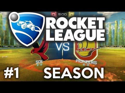 Rocket League Liga System