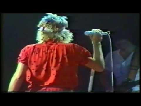 Rod Stewart - Live Frankfurt 28-oct-1980 Full TV broadcast