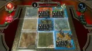 The Eye of Judgement Duel Gameplay 1 of 2
