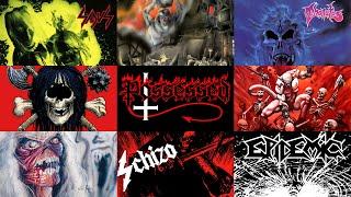 Death/Thrash Metal Compilation (1985 - 1990)