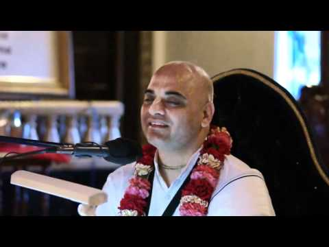 Lecture - Vidhura Priya das - SB 10.3.25 - Universal Cycle