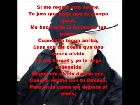 Una Noche Mas - Kevin Roldan Ft Nicky Jam [LETRA OFICIALl]