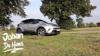 Toyota C-HR Hybrid walkaround / exterior shots / interior