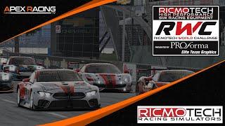 iRacing   Ricmotech World Challenge   Round 5 at Long Beach