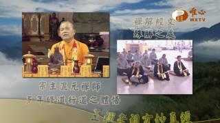 節目預告【王禪老祖玄妙真經】| WXTV唯心電視台