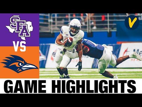 Stephen F Austin vs UTSA Highlights | Week 3 College Football Highlights | 2020 College Football