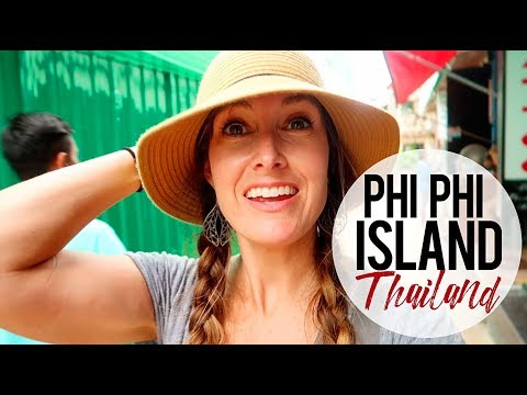 Amazing Phi Phi Island, Thailand | Traveling with Kids