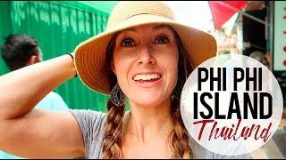 Amazing Phi Phi Island, Thailand | Traveling with Kids