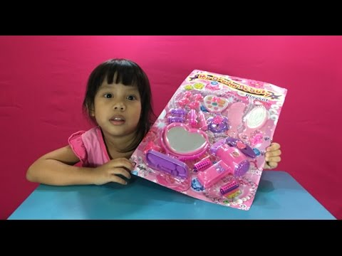 Fashion beauty playset for little girls My Dream Kids Collection