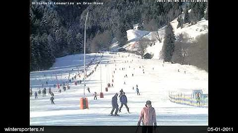 Brauneck Draxlhang webcam time lapse 2010-2011
