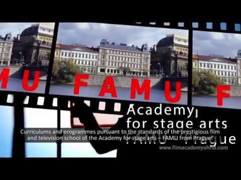 FIOFA Film Academy Ohrid Macedonia English