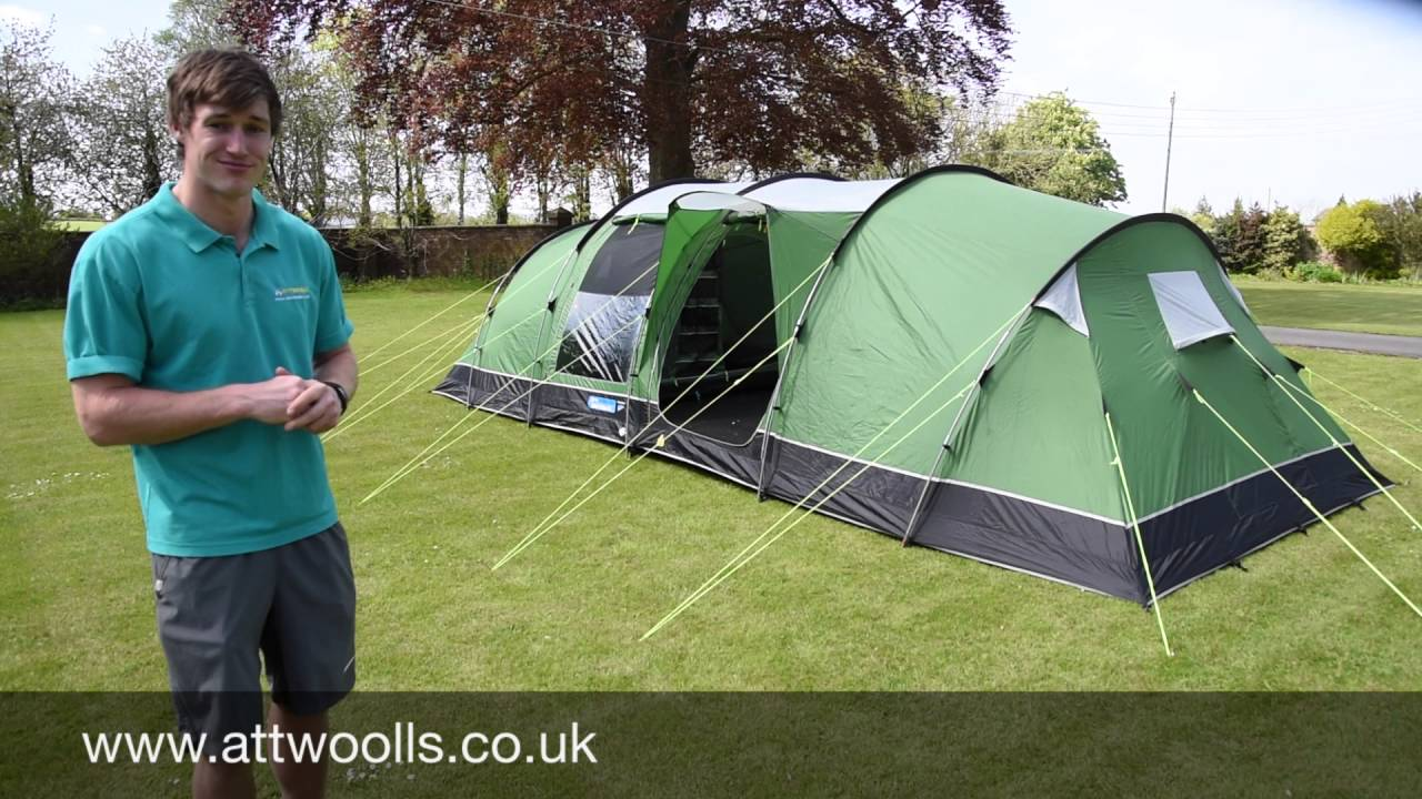 K&a Watergate 6 u0026 8 Tent Review  sc 1 st  YouTube & Kampa Watergate 6 u0026 8 Tent Review - YouTube