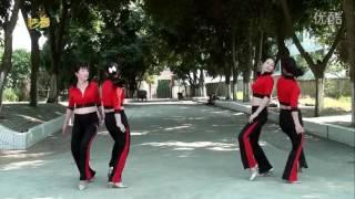 梓山魅力健身队 梦醒时分 广场舞 双人对跳