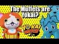 Yma Movie Yokai Watch The Muffet S Are Yokai