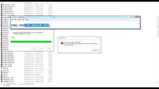 DirectX Installation Failed [Solved]
