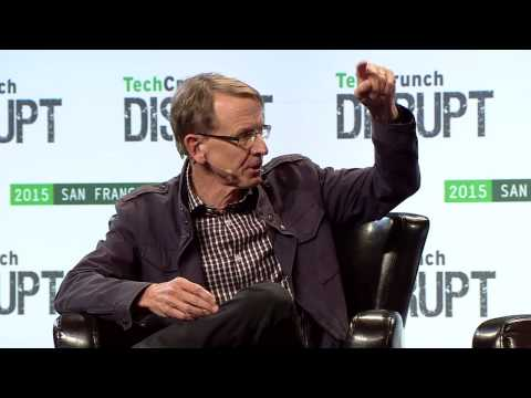 John Doerr is most excited about digital health and the disruption of the healthcare industry