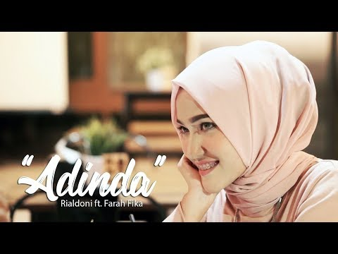 Adinda - RIALDONI Feat Farah Fika (Official Video Klip)