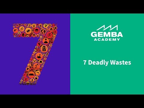 Learn How to Deal with the 7 Deadly Wastes (Lean Manufacturing)