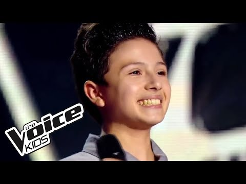 The Voice Kids 2014 | Adrien - Just Give Me a Reason (Pink) | Blind Audition