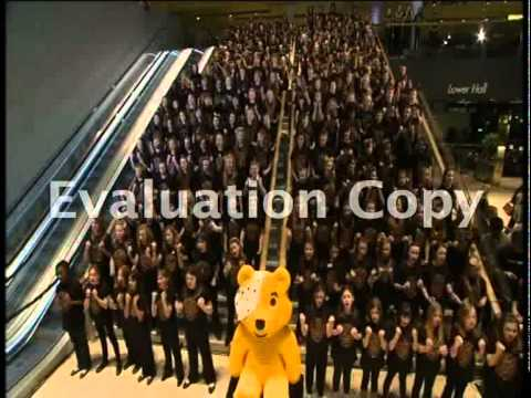 Children in Need Choir - East Sussex Music Service