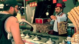 #LOL #Turkish #Icecream My Turkish Ice Cream Experience Video