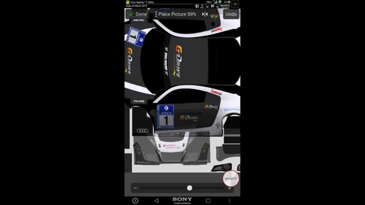 Real Racing 3 Cara Mod Mobil RR3 Android YouTube