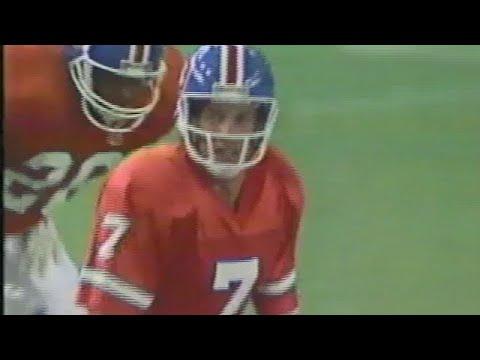 アメリカンボウル'90 American Bowl'90 Seattle Seahawks Vs. Denver Broncos