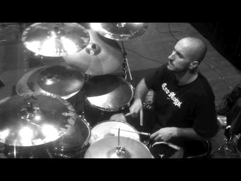 Florent Marcadet - HACRIDE - Act Of God (Rehearsal Drumcam)