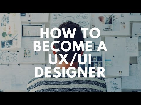 How To Become a UX/UI Designer