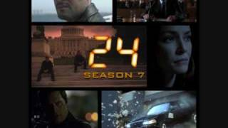 24 Extended Soundtrack Day 7 Pierce's Theme